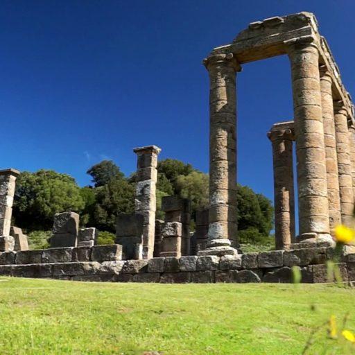 Il tempio di Antas è un tempio punico-romano dedicato all'adorazione del dio eponimo dei sardi Sardus Pater Babai (Sid Addir per i cartaginesi).