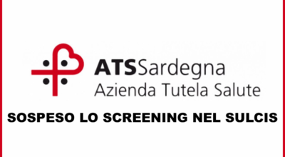Sospeso lo screening nel Sulcis