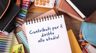 Contributi per il diritto allo studio: Borsa di studio Regionale eBuono Libri